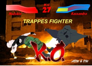 000 Trappes fighter