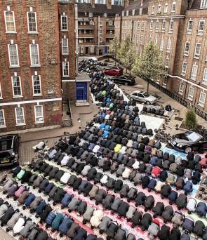 prière de rue